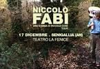 Niccolò Fabi - Live a Senigallia / Teatro La Fenice