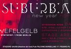 SUBURBIA | SCHWEFELGELB live