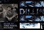 The Dillinger Escape plan live at   Zona Roveri , Bologna