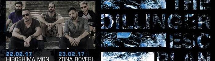 The Dillinger Escape plan live at | Zona Roveri , Bologna