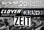 AdriaticaHC // Zeit - Carnero - Clover Selvaticore @Wave