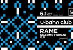 Ubahn Club w/ RAME / Polyphonic