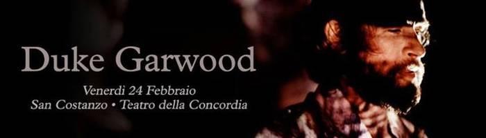 Duke Garwood