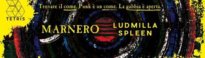Marnero [postcore, BO] + Ludmilla Spleen [noiserock, BO]