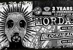 3 years of HC Underground TS celebrated with Mordax & Blockheads