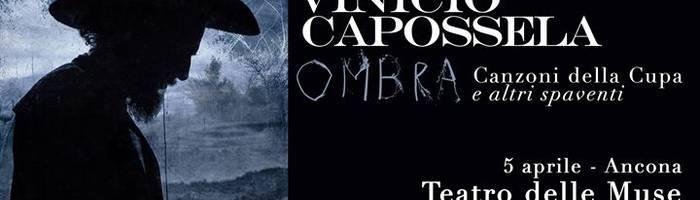Vinicio Capossela - OMBRA TOUR - Ancona