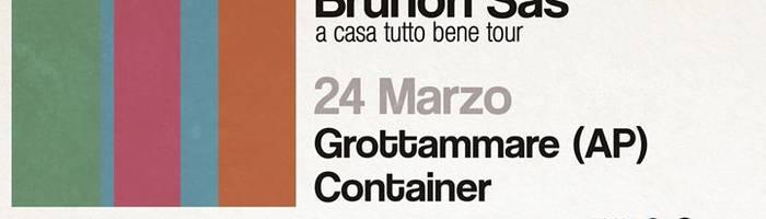 Brunori Sas - A casa tutto bene tour - SOLD OUT