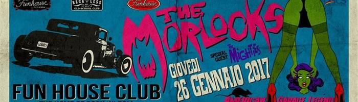 "The Morlocks Live@Funhouse Club ""House of Rock"""