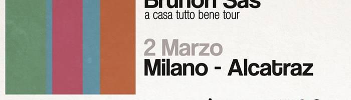 Brunori Sas - A casa tutto bene tour