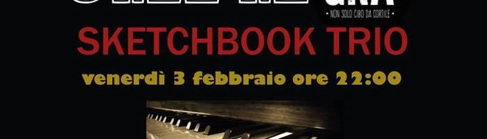 JAZZ al GRA' // Sketchbook Trio