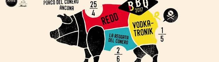 BBQ - Porco Del Conero 2017
