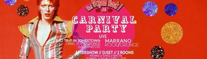 ReStyam Rock - Carnival Party