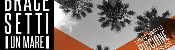 Un mare di ruggine live Brace + Setti / opening set Avocadoz • Spazio Tondelli Riccione