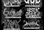 Gore NOT War!!! Halitosis / Karak + more