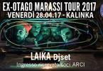 EX OTAGO - Marassi Tour al Kalinka