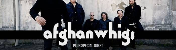 The Afghan Whigs at Zona Roveri, Bologna