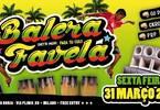 Balera Favela - 31 Março um Bar Doria