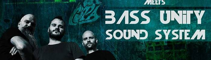The Natural Dub Cluster meets Bass Unity Sound System