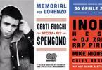 Memorial per Lorenzo - Certi fuochi non si spengono