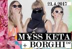 M¥SS KETA + Borghi dj ✦ Arci Dude