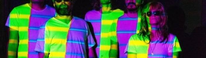 The Black Angels live at Locomotiv Club