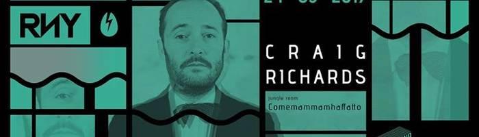 Craig Richards 4 Hours djset • RNY & Ex Dogana