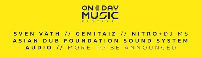 One Day Music ● May 01 2017