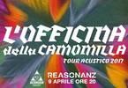 Officina Della Camomilla - aperilive at Reasonanz