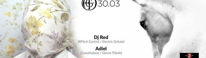 Goaultrabeat presents : Dj Red - Adiel