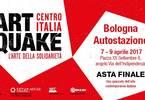 Artquake Centro Italia - Asta Finale