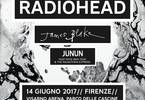 RADIOHEAD + James Blake + Junun in concerto