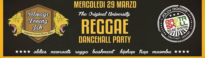 Reggae Dance Hall Party @Terminal