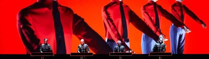 Kraftwerk 3D Concert