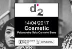 Cosmetic dal vivo | Dissonanze