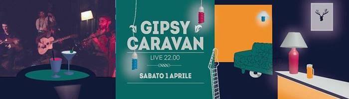 GIPSY CARAVAN - Live @ Fuoritema