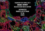 House District Milan & DWF12 - Jackmaster, Marcellus Pittman, Dj Qu & Hiver