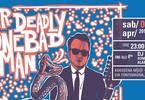 Live at Kokogena_Mr.Deadly_OneBadMan + DJ SonnyAlabama