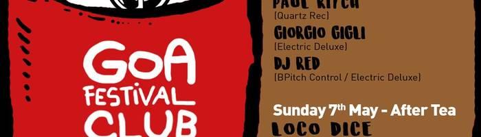Goa Club Festival 2017