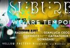 SUBURBIA: live WE ARE TEMPORARY [USA]