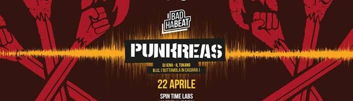 Punkreas / Roma / Bad HaBeat #3