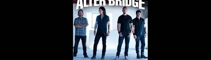 Alter Bridge // Postepay Sound Rock in Roma