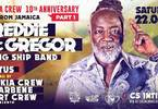 Freddie McGREGOR Live in Concert at PakkiaCrew 10th Anniversary