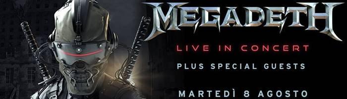 Megadeth | Carroponte