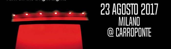 Interpol in concerto a Milano