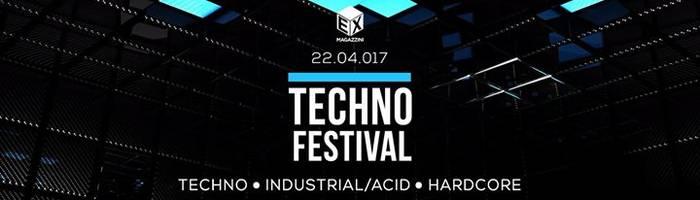 Techno Festival @ExMagazzini