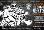 Babylon WeednesDay #4 - Alien Army DJSet by DJ Skizo & John Type