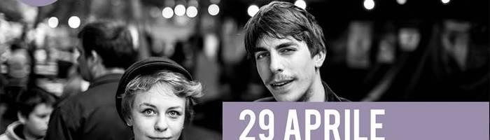 Ropoporose (FRA) + Giulia Villari live / Aftershow djset at Glue