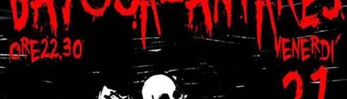 I Venerdì della Mannaia: BAVOSA + ANTARES live