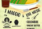 I'm Genuino / 1Maggio indie live & street food