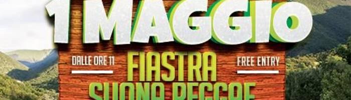 Fiastra suona Reggae at B-Side Camp